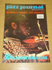 JAZZ JOURNAL INTERNATIONAL VOL 50 #7 1997 JULY JEAN-LUC PONTY BOB SCOBEY