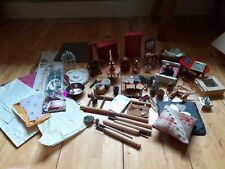 Job lot dolls house furniture and Other Items (X)