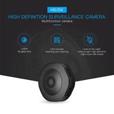 Mini Spy Camera HD 1080P Video Recorder Hidden Home Security Night Vision M5O4B