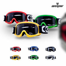 ARMOR AG-49 KINDER-HELM CROSS-HELM CROSS-BRILLE ENDURO POCKETBIKE KIDS AKC-49