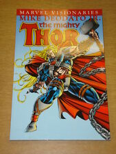 THOR VISIONARIES DEODATA GRAPHIC NOVEL MARVEL TPB GN 9780785114086