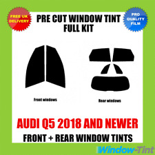 AUDI Q5 2018+ FULL PRE CUT WINDOW TINT