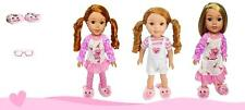 14 Inch Doll Clothes Little Piggy Value Pack for Wellie Wisher Dolls