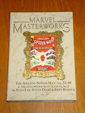 MARVEL MASTERWORKS #16 AMAZING SPIDERMAN #31-40 ANN 2 GN HB 0871357305