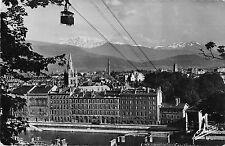 BR53540 teleferique de la bastile cable train Grenoble      France