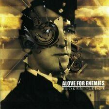 Broken Pledge - Music CD - Alove for Enemies -  2006-04-13 - Strike First Record