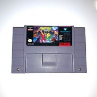 Battletoads & Double Dragon The Ultimate Team (Super Nintendo SNES) (Authentic)