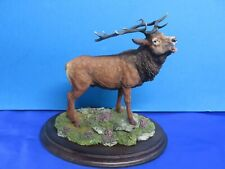 More details for vintage  country artists  red  stag / deer