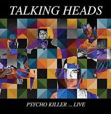TALKING HEADS -PSYCHO KILLER…LIVE '78 (NEW/SEALED) CD