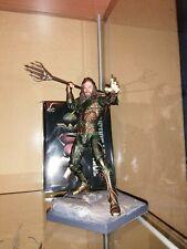 Iron Studios / DC / Justice League / Zack Snyder / Resin Statue / Aquaman