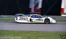 LOLA T600 GUY EDWARDS EMILIO DE VILLOTA  BRANDS HATCH 1000KM 1981 OCCIDENTAL 2