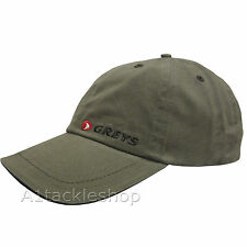 Greys Sandwich Pic Fly Fishing Cap Strata Vert 1374093
