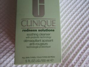 Clinique Redness Solution Soothing Cleanser