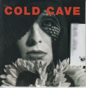 COLD CAVE Cherish The Light Years 2011 UK 9-track watermarked promo CD sealed