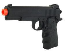 Tactical Ops K7 1911 Full Metal Spring Airsoft Pistol Hand Gun Black 6mm BBs