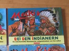 MECKI Bücher – Mecki bei den Indianern