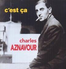 Charles Aznavour - C'est Ca [New CD] France - Import