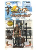 1:18 21st Century Toys Ultimate Soldier WWII German Paratrooper Fallschirmjäger