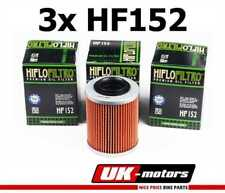 3x Hiflo Ölfilter HF152 Aprilia ETV 1000  Capo Nord G-Kat.