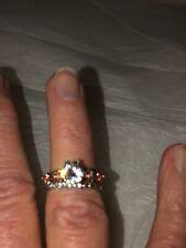 Women's Wedding Ring Set Size 6