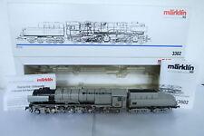 Märklin HO/AC 3302 Dampf Lok Borsig Mallet BR 53001 DRG (DA/29-129S9/2)
