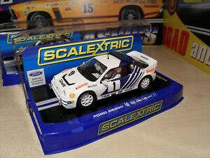 Scalextric DPR - C3493 Ford RS200 - Works Rally Cars - Brand New.