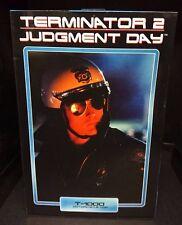 Terminator 2 Judgement Day: Ultimate T-1000 MOTORCYCLE COP New! Robert Patrick