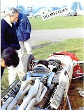 JOHN SURTEES HONDA RA300 1967 SPRING CUP OULTON PARK PHOTOGRAPHS SET