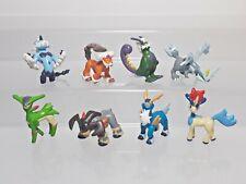 "Pokemon Figure Set Get Collections Cobalion Terrakion Landorus Kyurem 0.75-1.4"""
