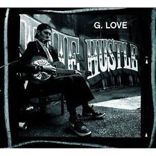 G. Love – The Hustle (2004)  CD  NEW/SEALED  SPEEDYPOST