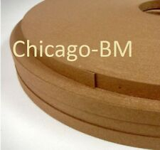 "100 Feet Cardboard (33.34 Yards) Upholstery tack strip 1/2"" width tacking strip"
