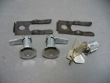 Ford lock set door and ignition Mustang Galaxie Fairlane Falcon Truck