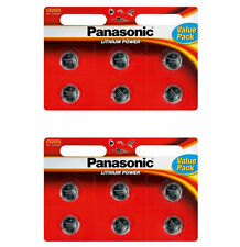 Panasonic CR2025 Button Cell/3 V Battery/pack (pack of 20