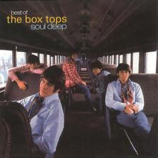 The Box Tops – Best Of The Box Tops - Soul Deep LP 180 Gram Vinyl  NEW