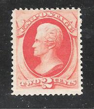U.S. Scott 178 MNH with original gum and PSE.