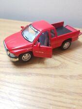 Kinsmart 1/44 Dodge RAM 1500 Pickup Truck w/ Pullback Motor RED