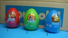 Playmobil knights Easter Eggs 4918 red 4918 blue 4917 green CHOOSE ONE toy 115