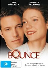 Bounce (DVD, 2014) Ben Affleck R4 Australia Brand New Sealed Free Shipping
