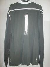 "Manchester City 2011-2012 Goalkeeper Player Issue Football Shirt no1 46"" /16061"