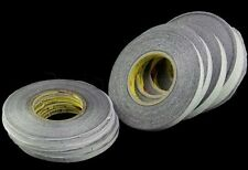3M Double Sided Adhesive Tape 3mm x 50m Roll Cellphone Repair Glue Stripes Tape