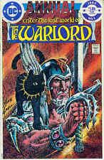 Warlord Annual # 1 (Mike Grell) (Estados Unidos, 1982)