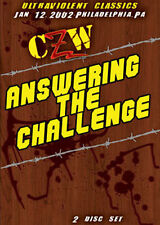 CZW Wrestling: Answering The Challenge Double DVD