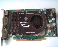 PCI-E express card EVGA e-GeForce 8600 GTS 256MB 180-10401-0000-A02 DVI TV