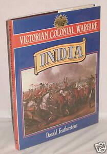 BOOK India 19th C Featherstone 1st UK Ed
