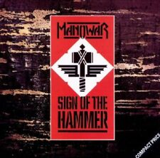 Manowar Sign Of The Hammer CD NEW SEALED Metal