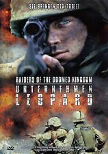 RAIDERS OF THE DOOMED KINGDOM - UNTERNEHMEN LEOPARD / DVD - NEUWERTIG