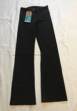 prAna S Pants Womens Black Compression Pillar Mid-Weight NWT