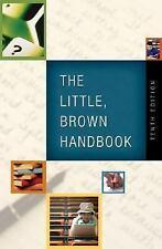 The Little, Brown Handbook by Fowler, H. Ramsey, Aaron, Jane E.