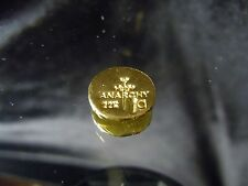 (2) (1 GRAM BAR) USA BULLION 2-1g 22K PLACER GOLD ROUND'S FROM THE MINE APM #AA8