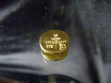 NEW(1 GRAM BAR) USA BULLION 1g 22K PLACER GOLD ROUND RIGHT FROM MINE APM #76